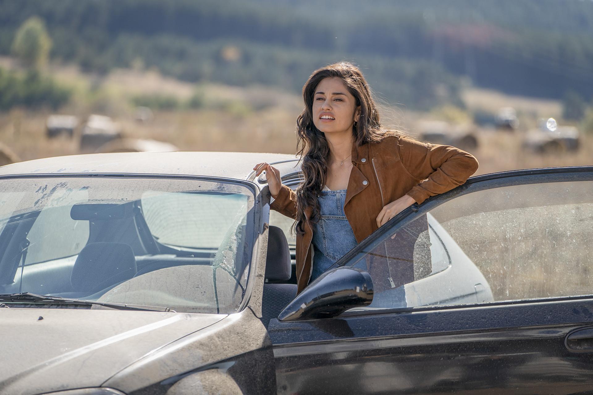 Yvette Monreal è Gabrielle in Rambo: Last Blood