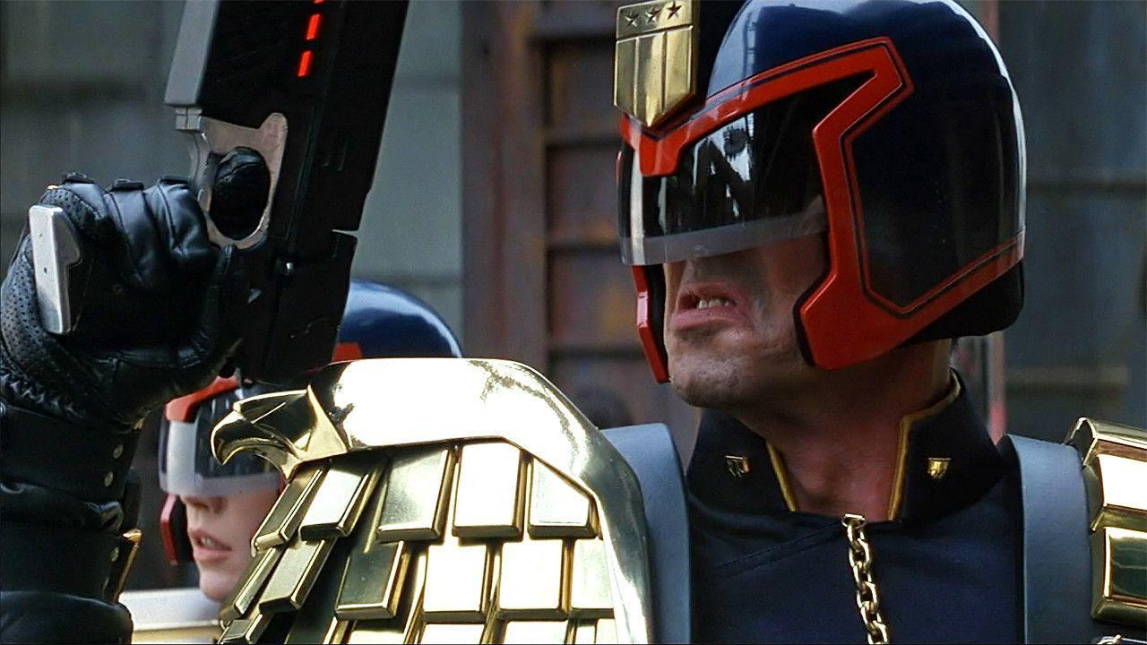 Cinecomics: Sylvester Stallone nei panni di Dredd