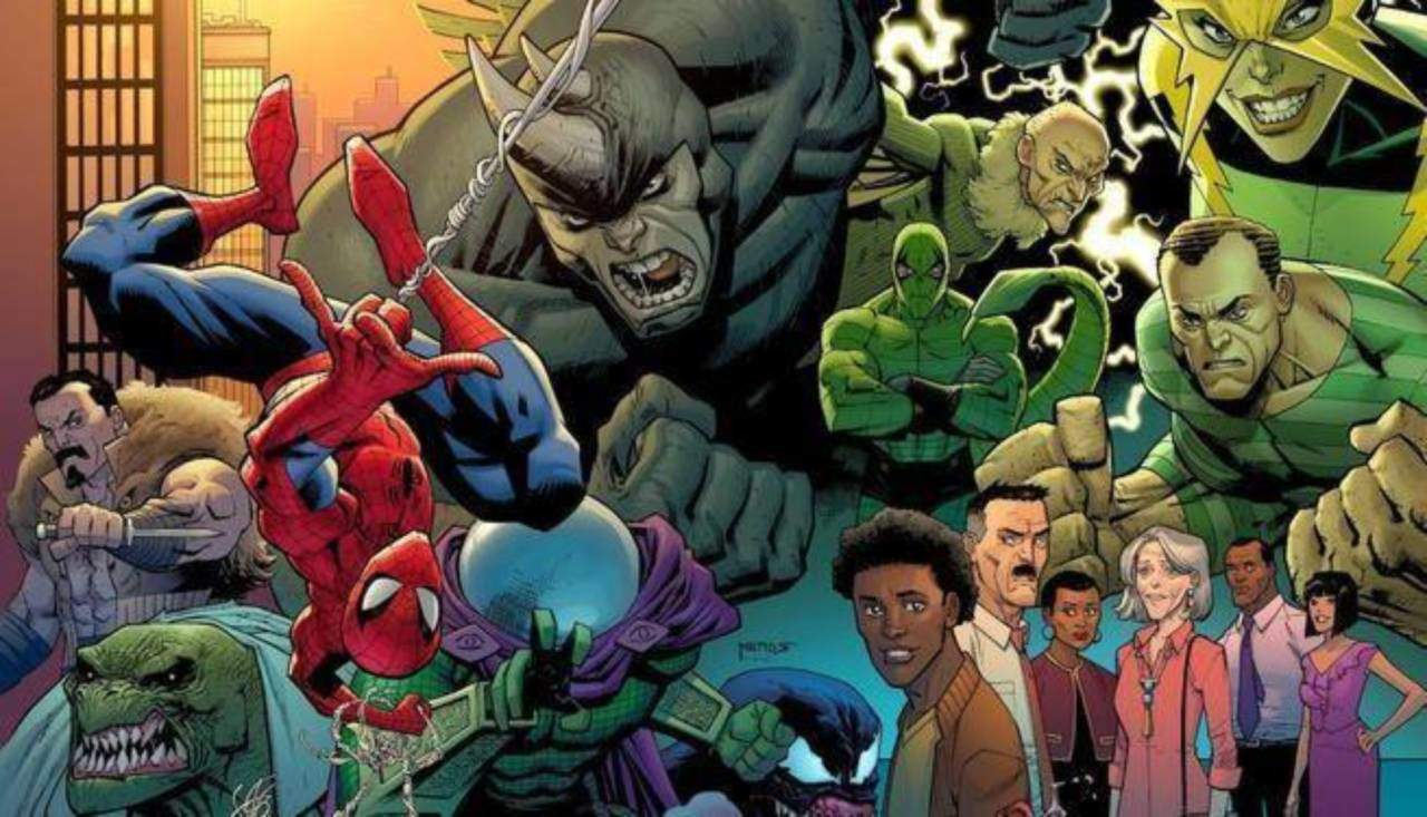 Sony Pictures detiene i diritti su Spider-Man e altri 900 personaggi