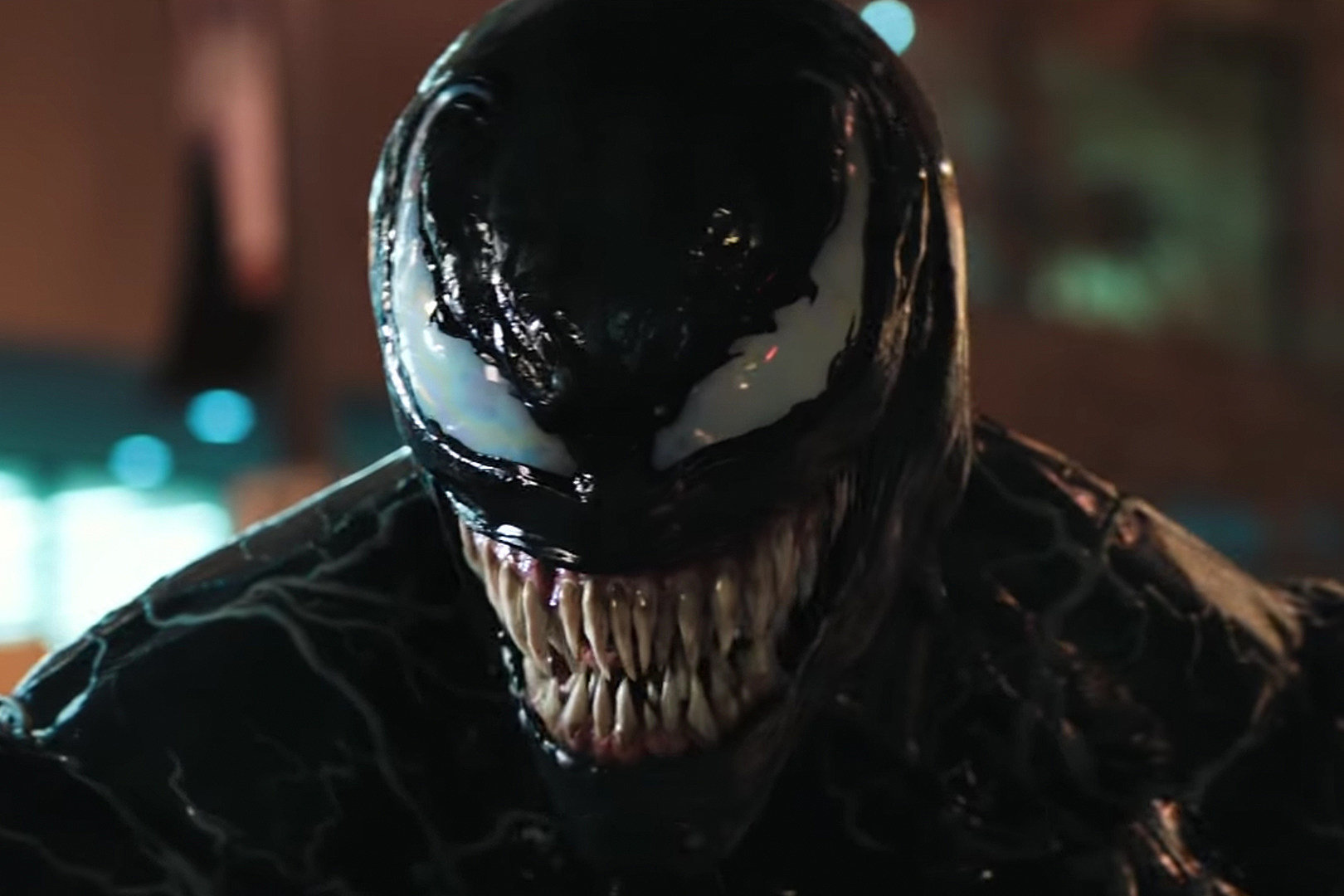 Venom di Tom Hardy incontrerà finalmente Spider-Man di Tom Holland