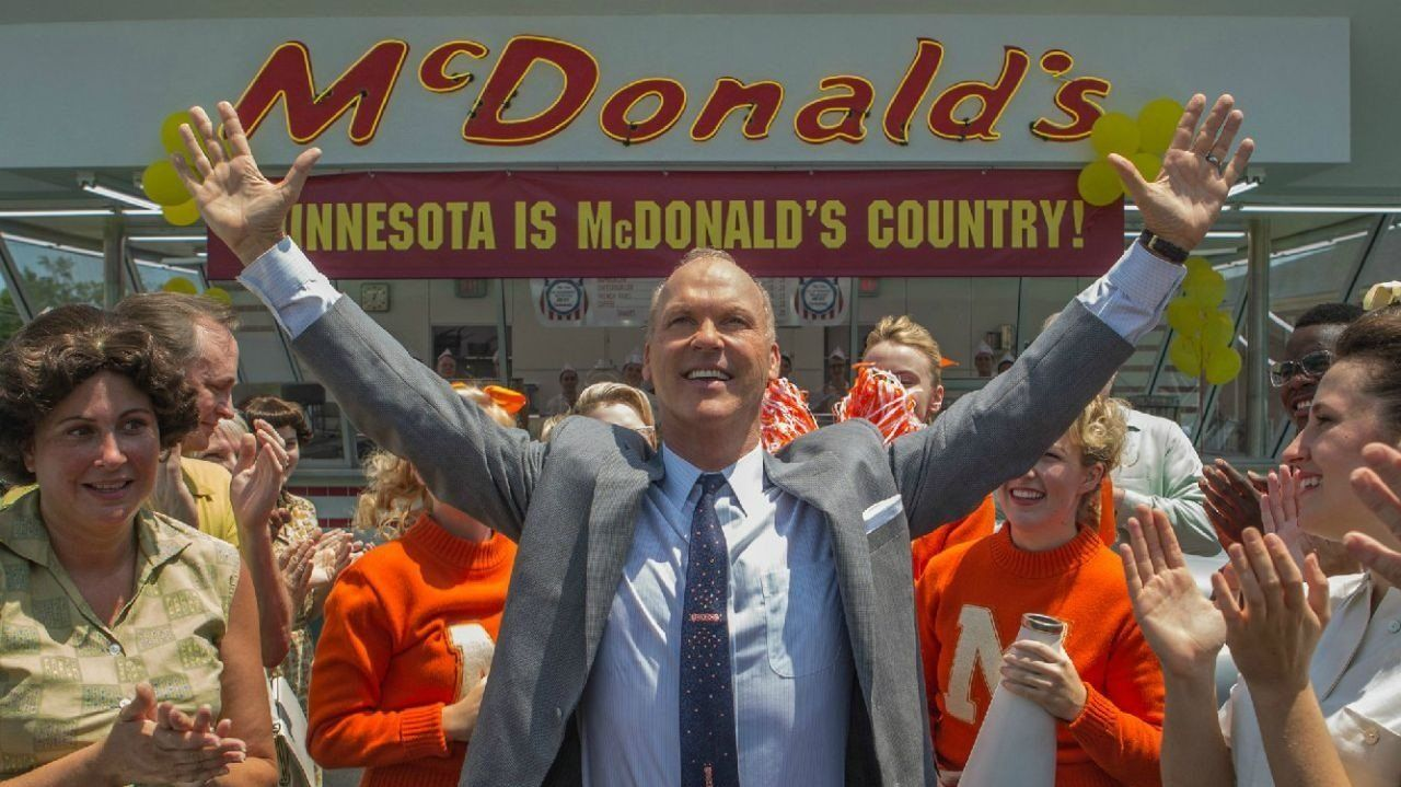Micheal Keaton in The Founder (2016)
