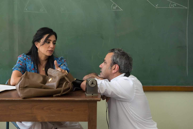 Nadine Labaki e il regista Oualid Mouaness