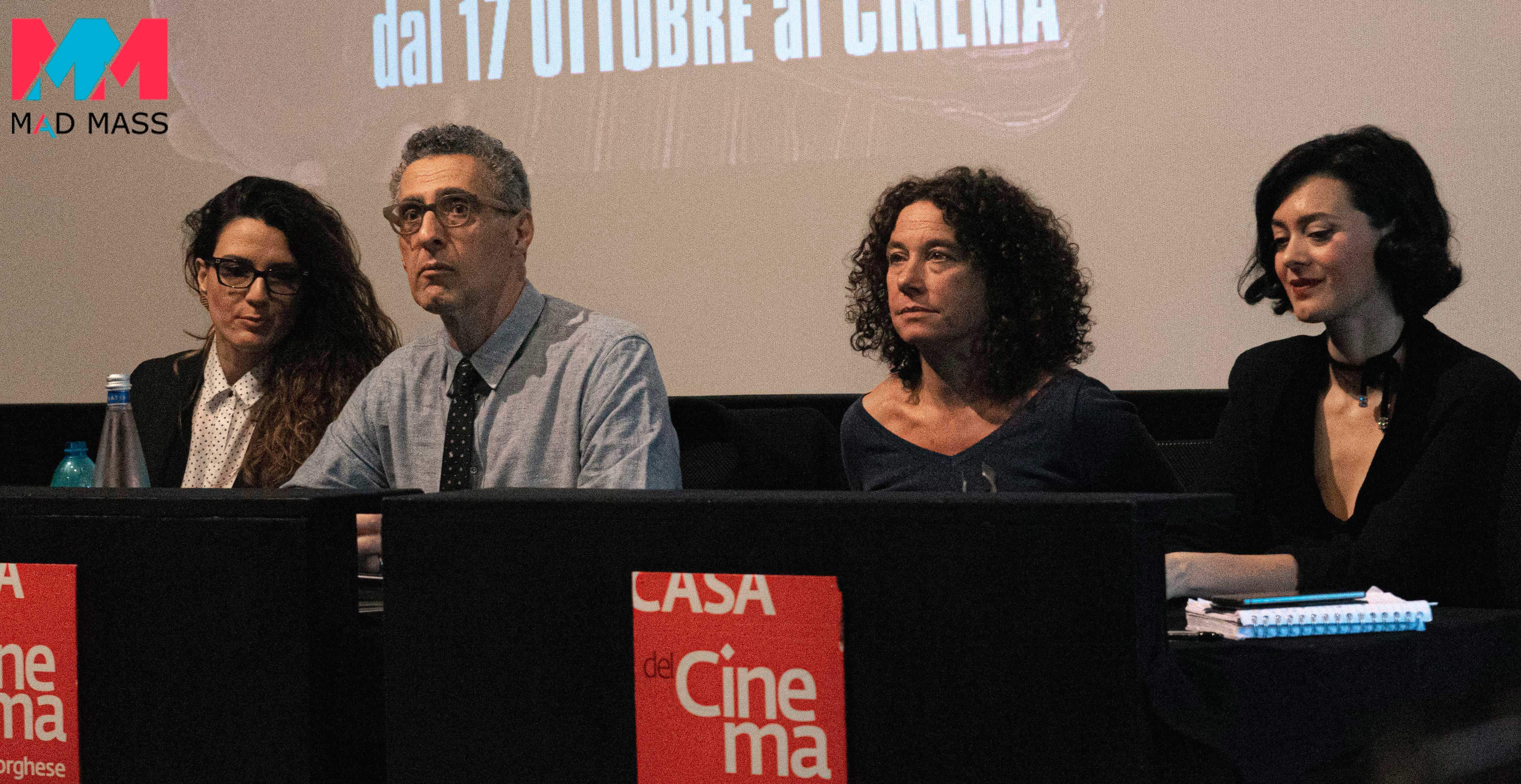 John Turturro, Simona Paggi ed Émilie Simon