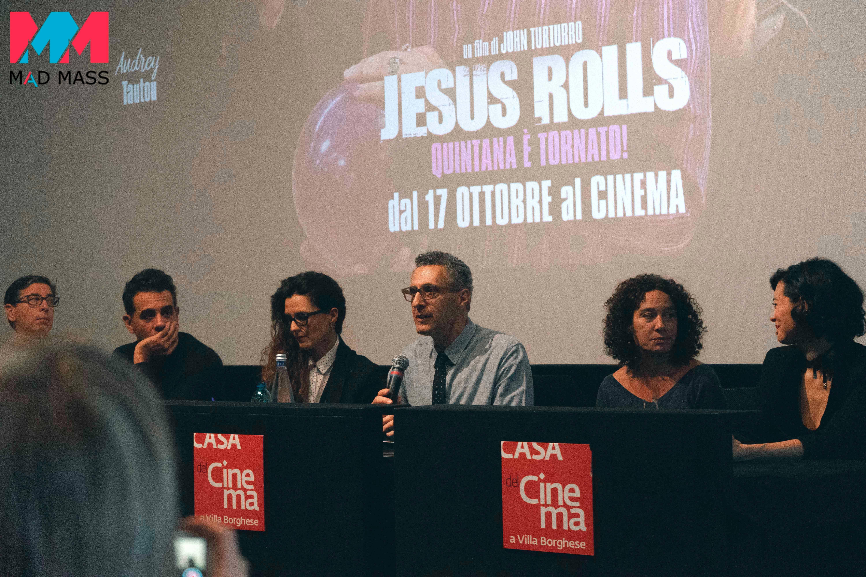 Bobby Cannavale, John Turturro, Simona Paggi ed Émilie Simon