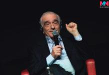 Martin Scorsese alla Festa del Cinema di Roma