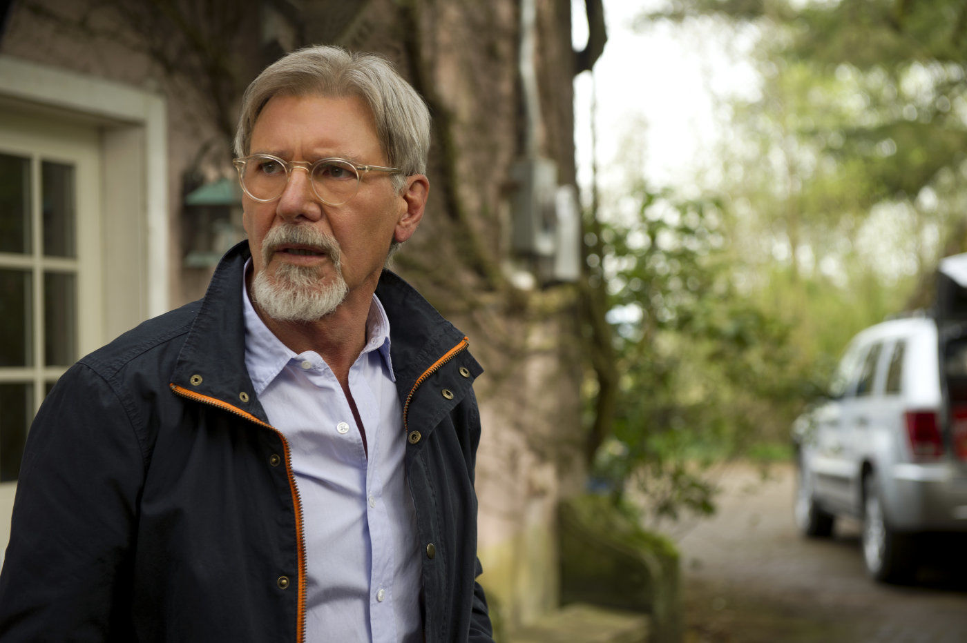 Harrison Ford in Adaline