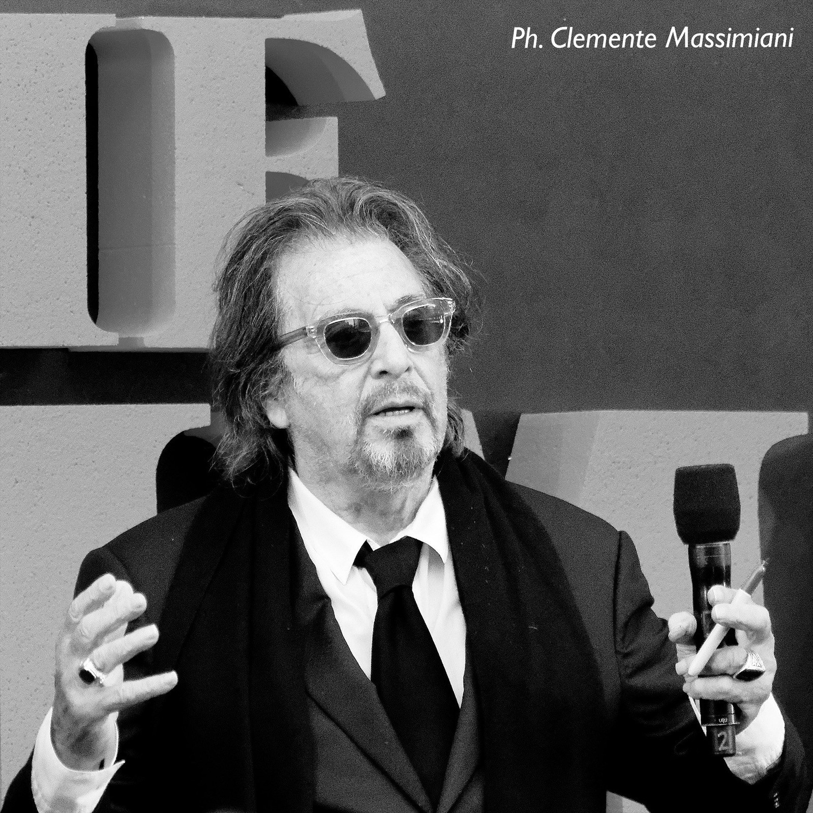 Al Pacino BFI London Film Festival 2019