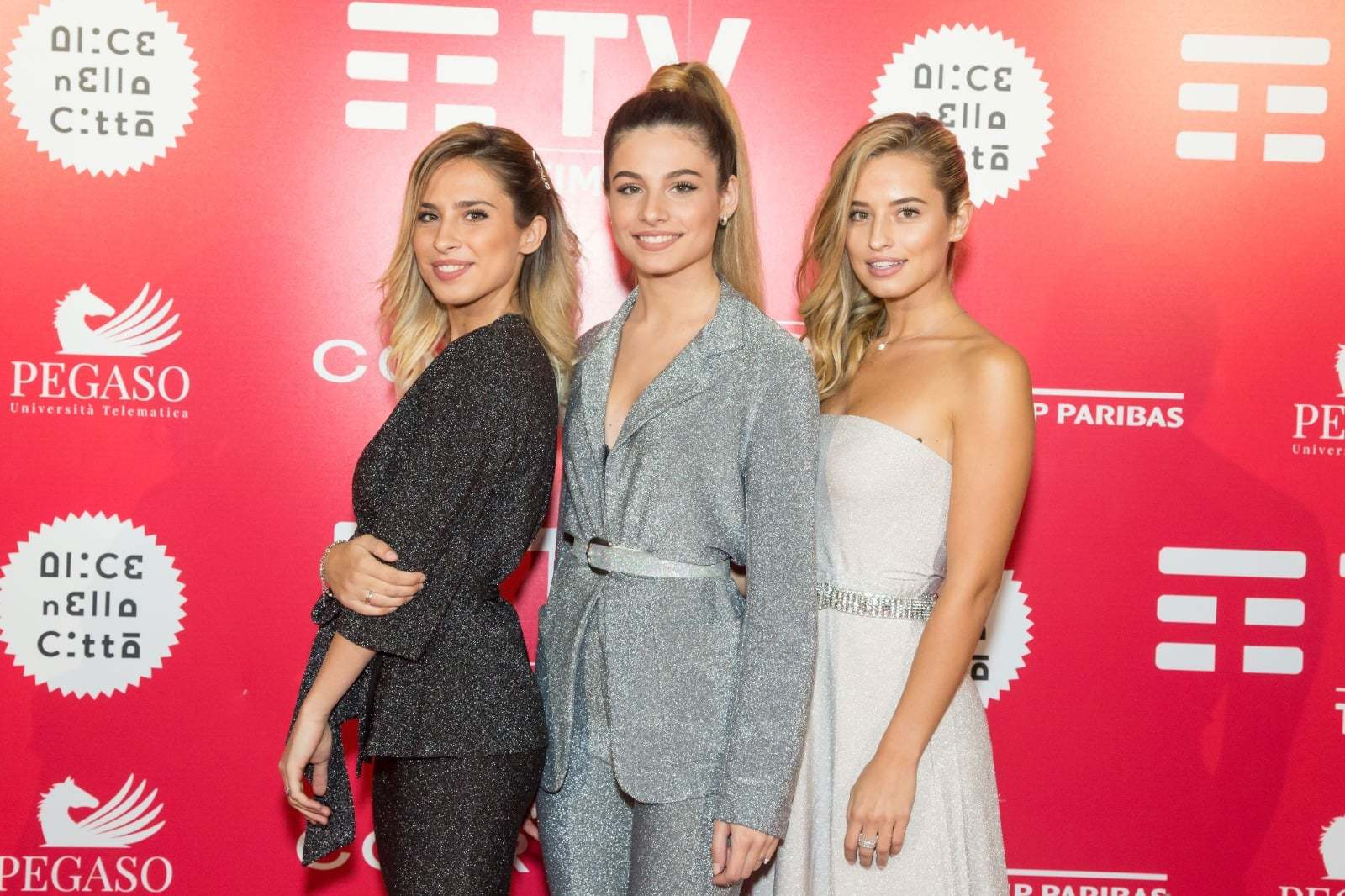 Giovanna, Francesca e Valentina Goglino