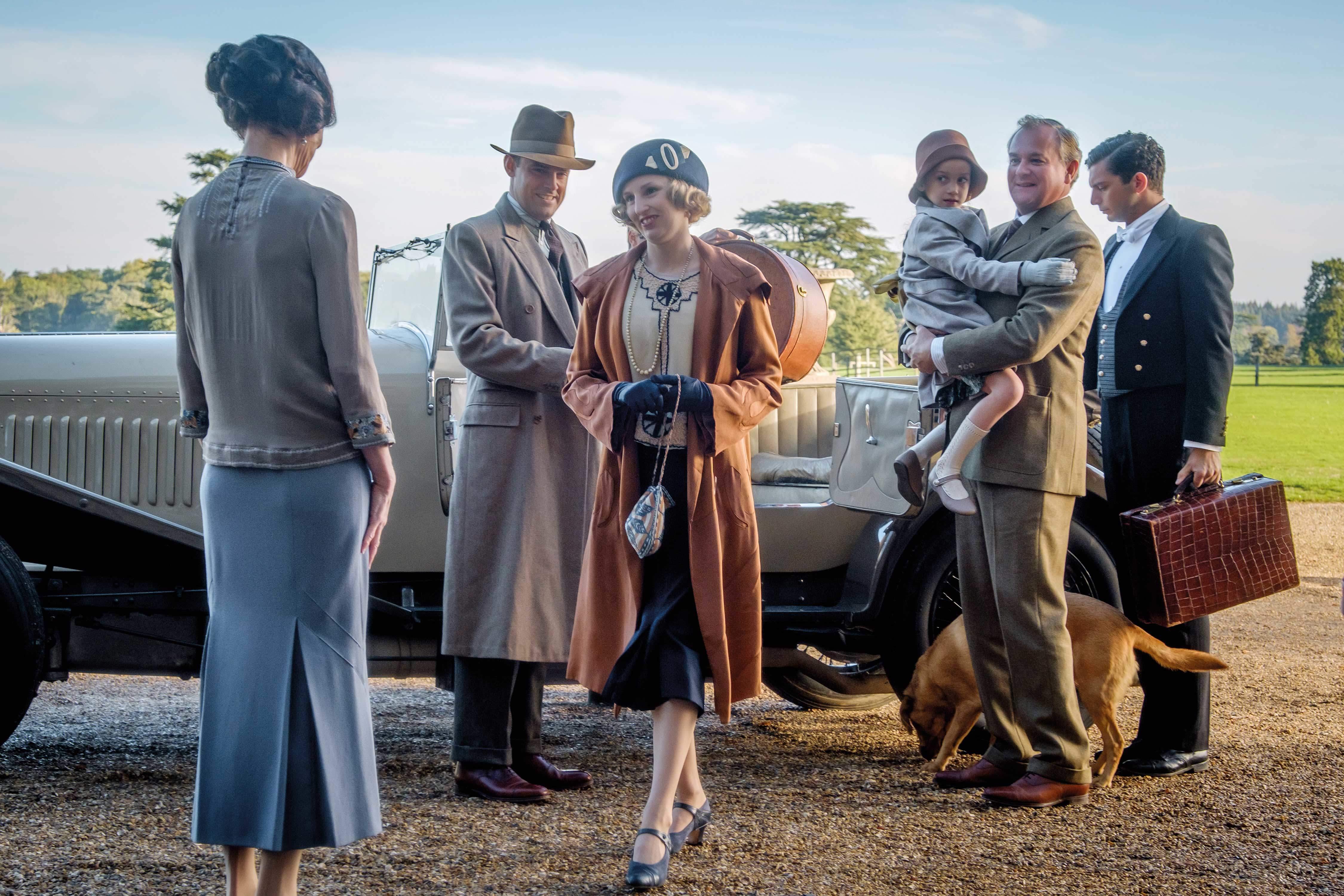 Downton Abbey: Il film recensione