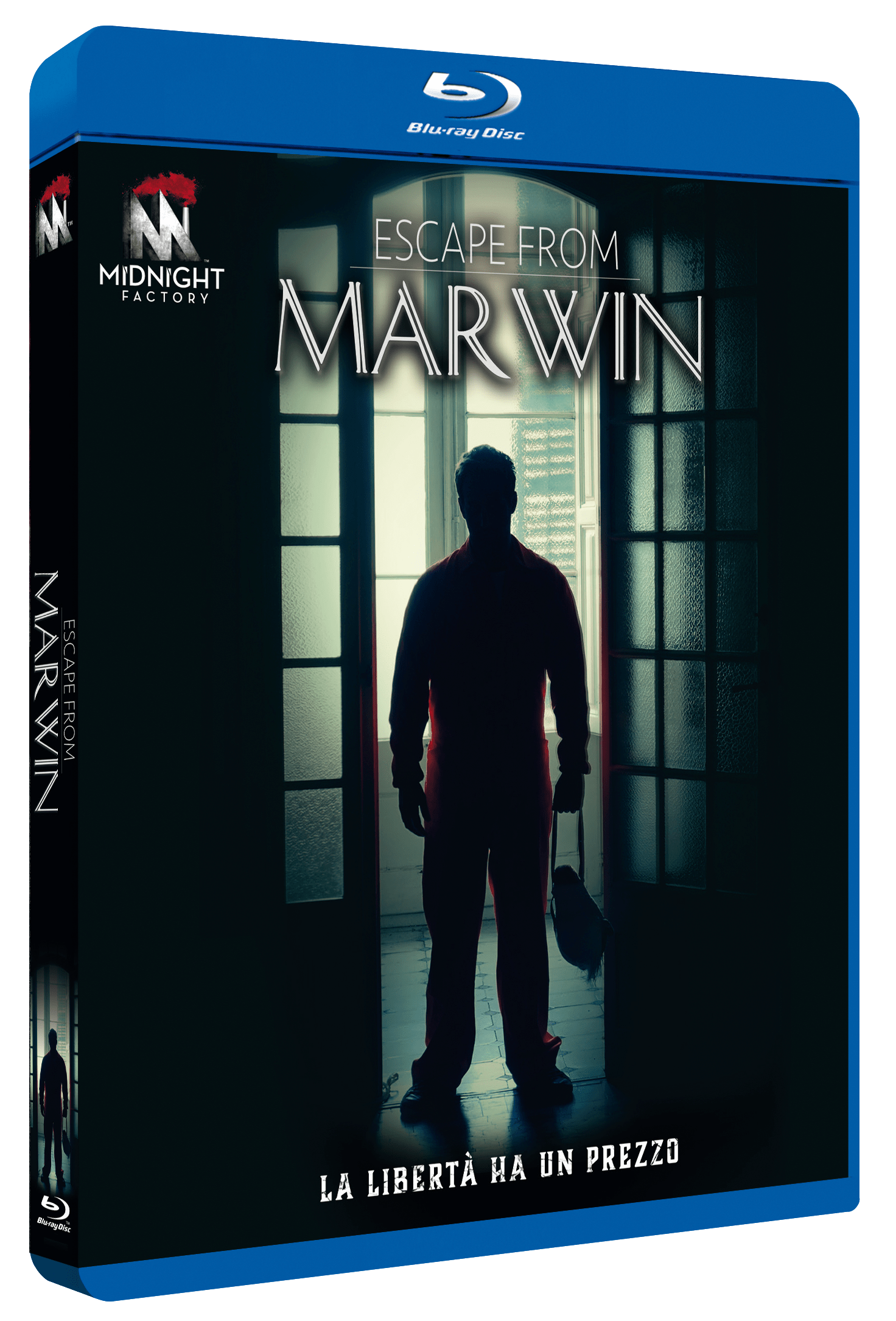 Escape from Marwin recensione Blu-ray