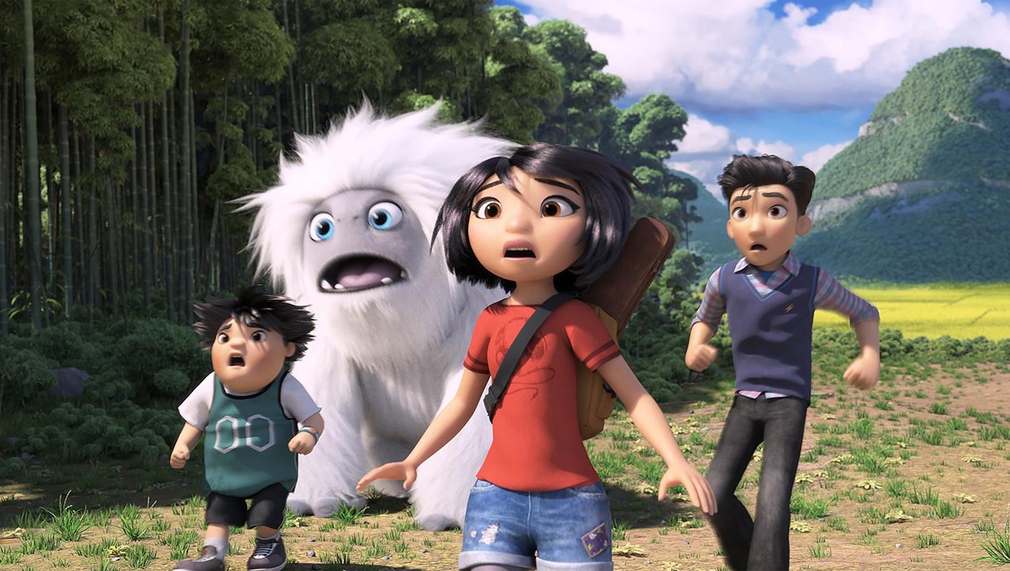 Everest con Yi, Jin e Peng