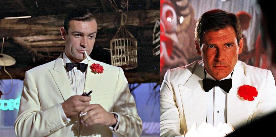 Lo stile di James Bond, ancora in voga vent'anni dopo... o trent'anni prima?