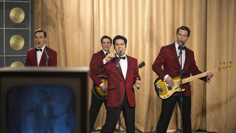 Jersey Boys (2014) di Clint Eastwood