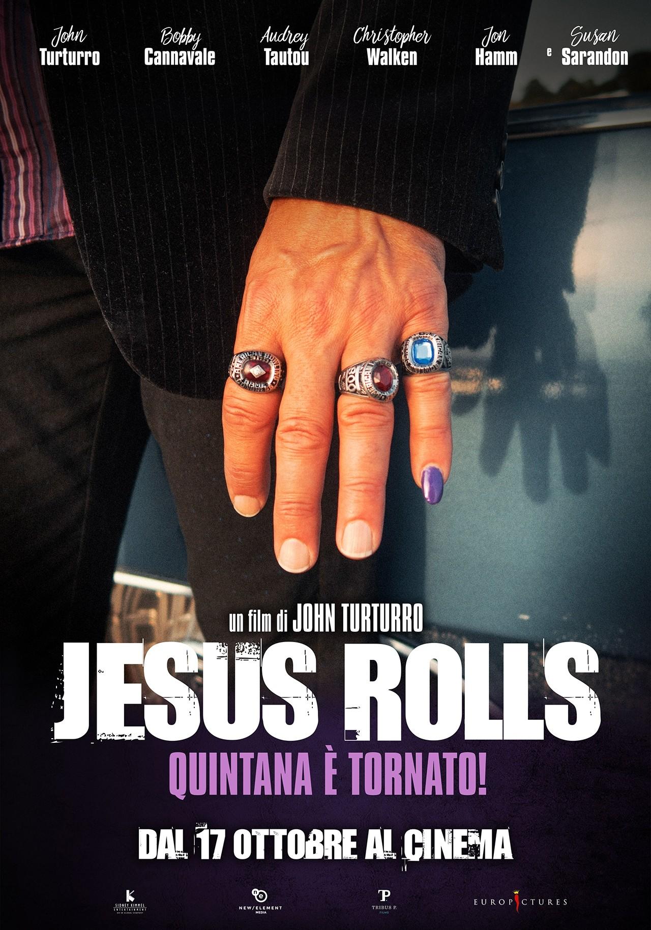 Jesus Rolls recensione