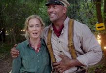 Dwayne Johnson e Emily Blunt