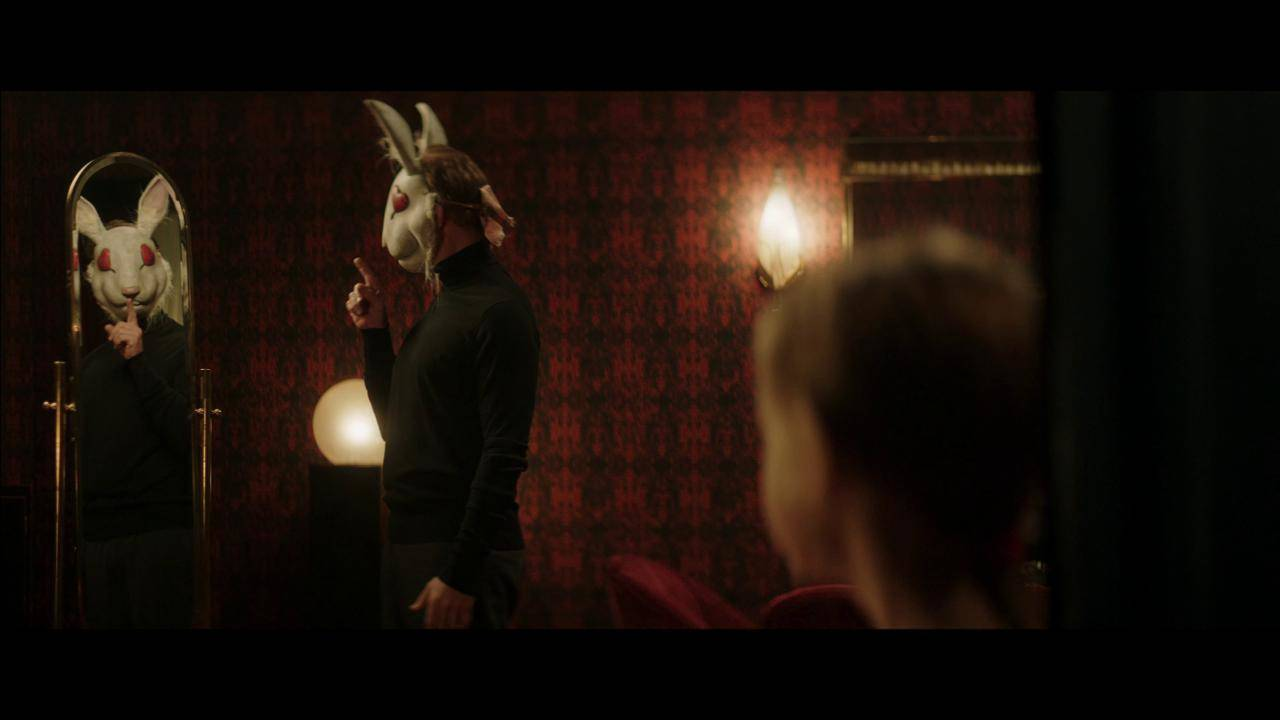 Bunny ne L'uomo del labirinto