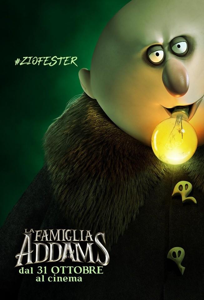 Zio Fester: Il Poster