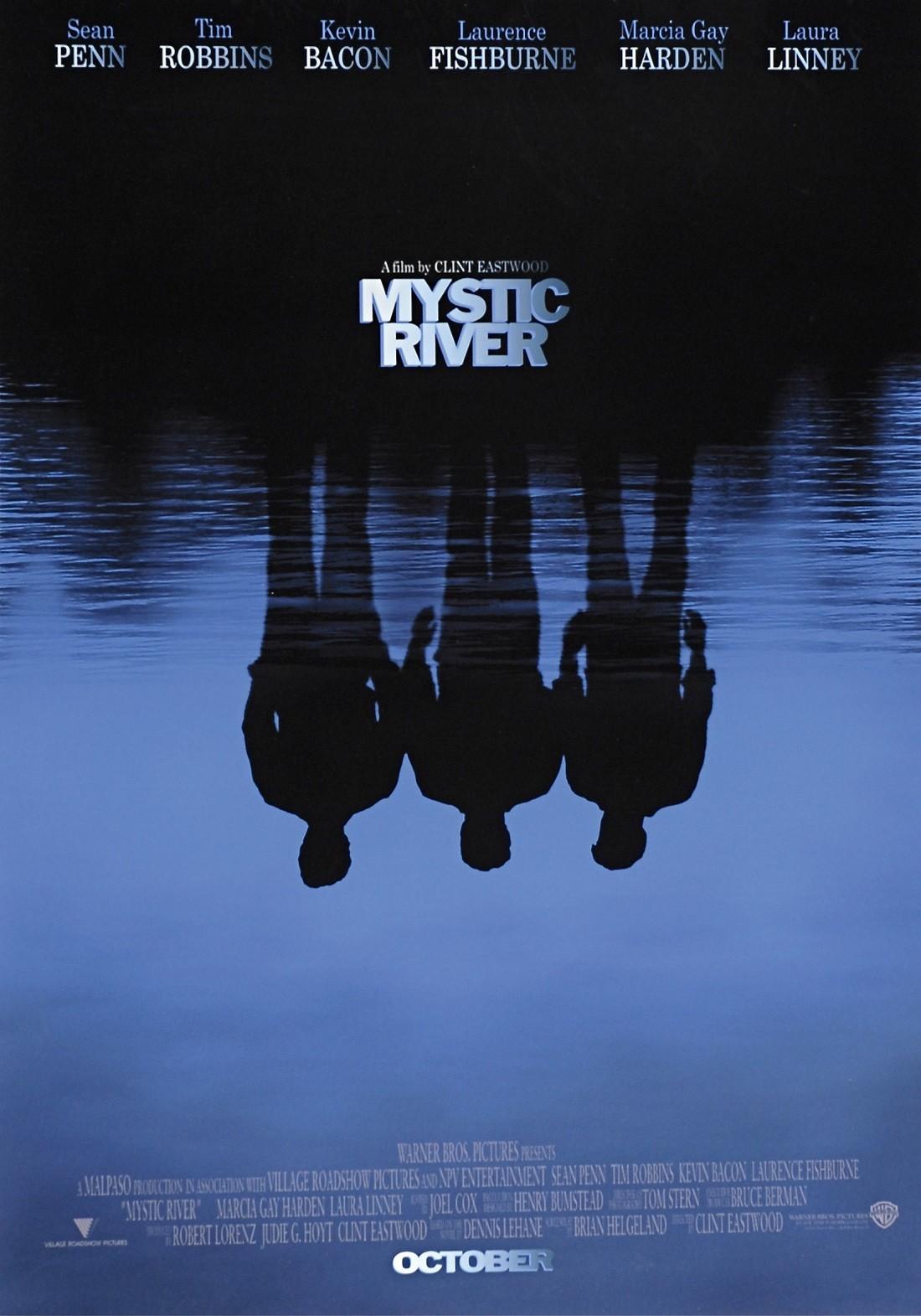 Mystic River (2003): Il Poster