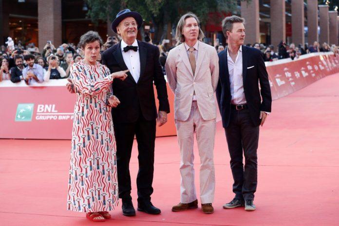 Bill Murray al Roma FIlm Fest