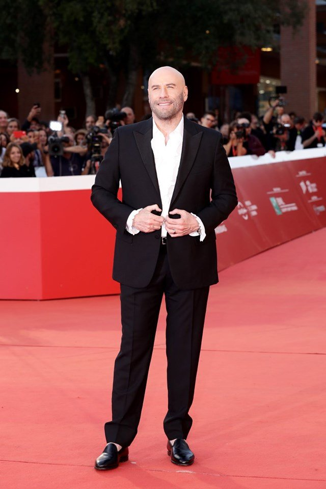 Roma Film Fest: John Travolta