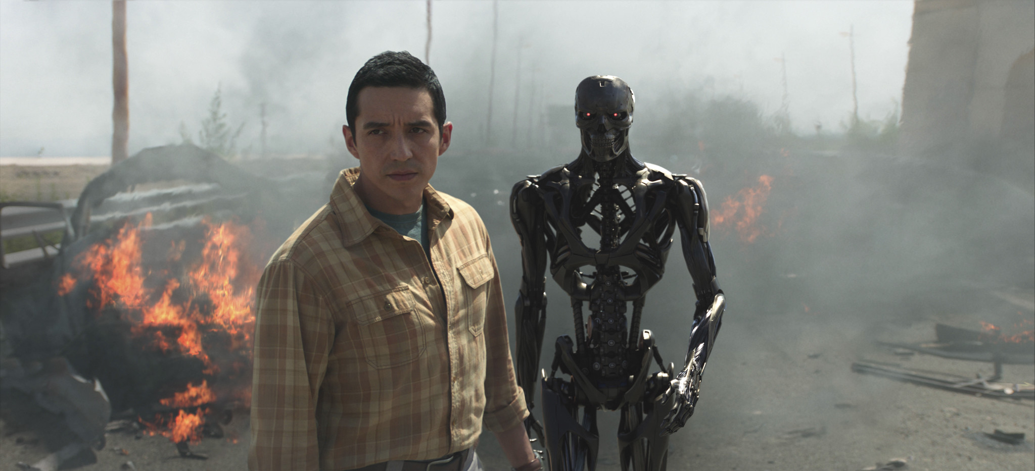 Gabriel Luna è il Terminator Rev-9