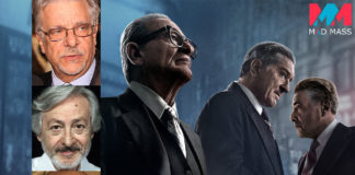 The Irishman doppiaggio italiano Netflix