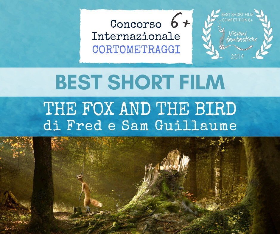 Visioni Fantastiche: vince The Fox and the Bird