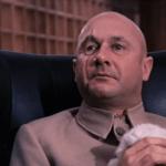 Donald Pleasance è Ernst Stavro Blofeld in 'Si vive solo due volte