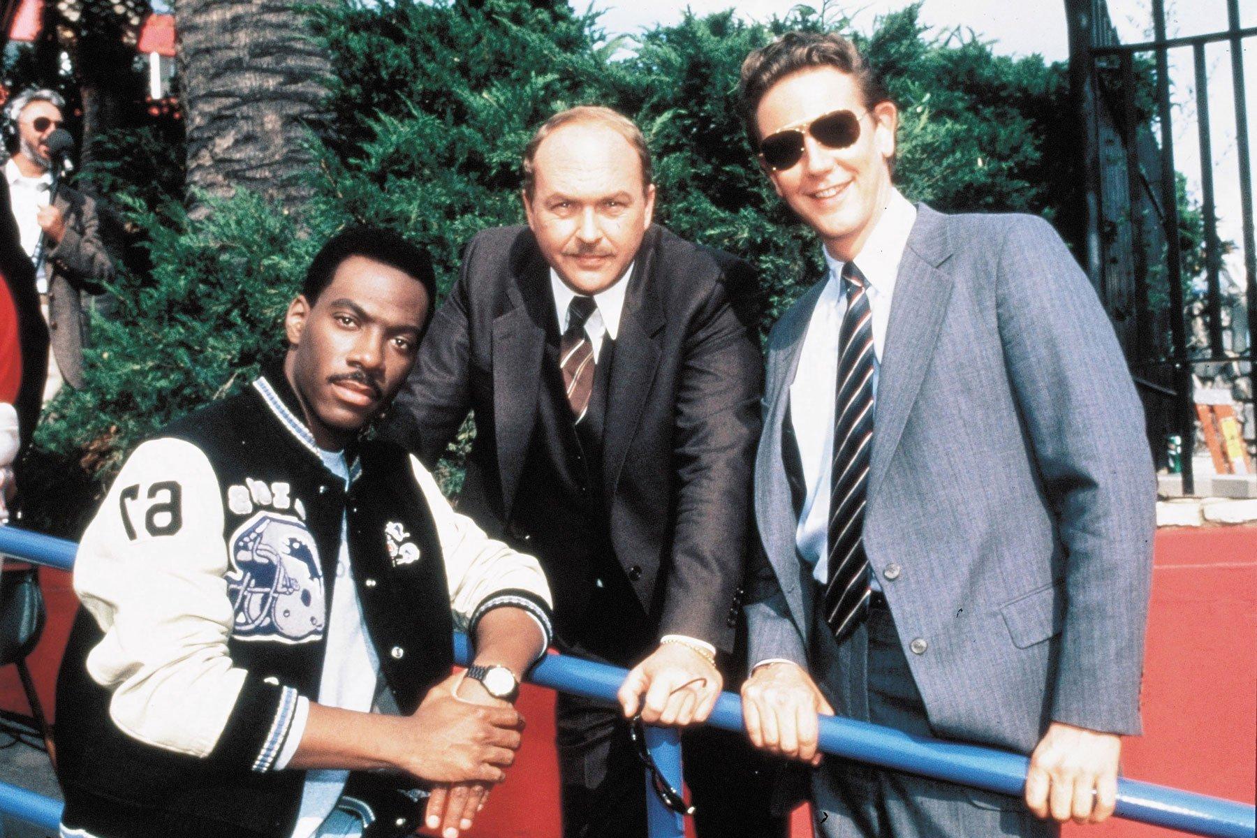 Beverly Hills Cop 4: trama e cast