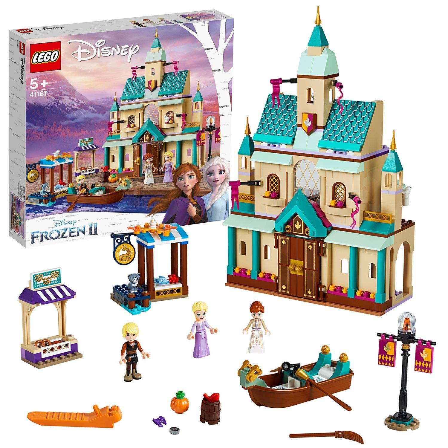 LEGO Frozen - Il villaggio del Castello di Arendelle