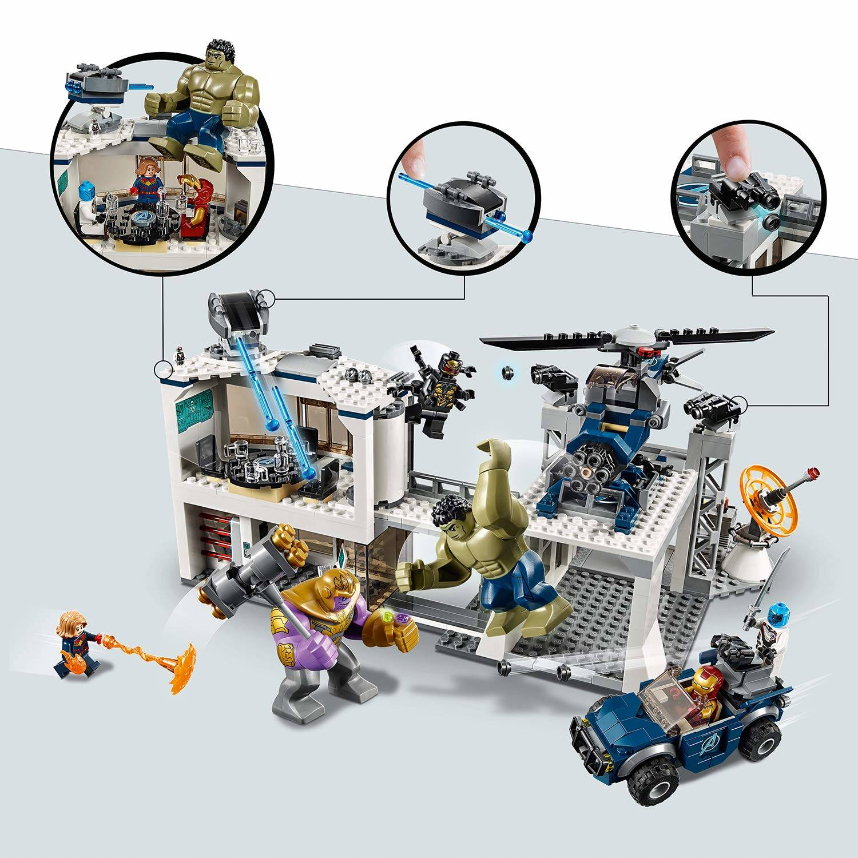 LEGO Marvel Avengers - Battaglia nel Quartier Generale