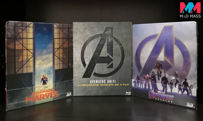Black Friday Amazon 2019 Marvel offerte film cofanetto Avengers