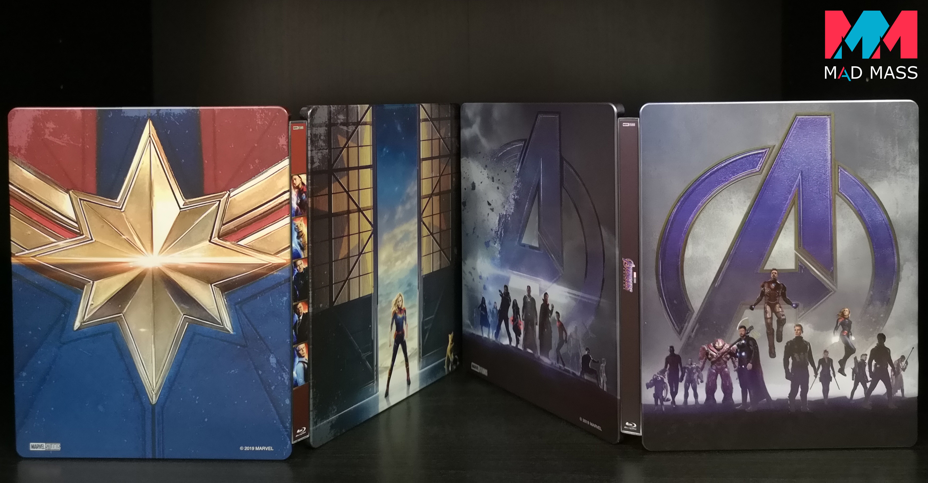 Black Friday Amazon 2019 Marvel offerte steelbook