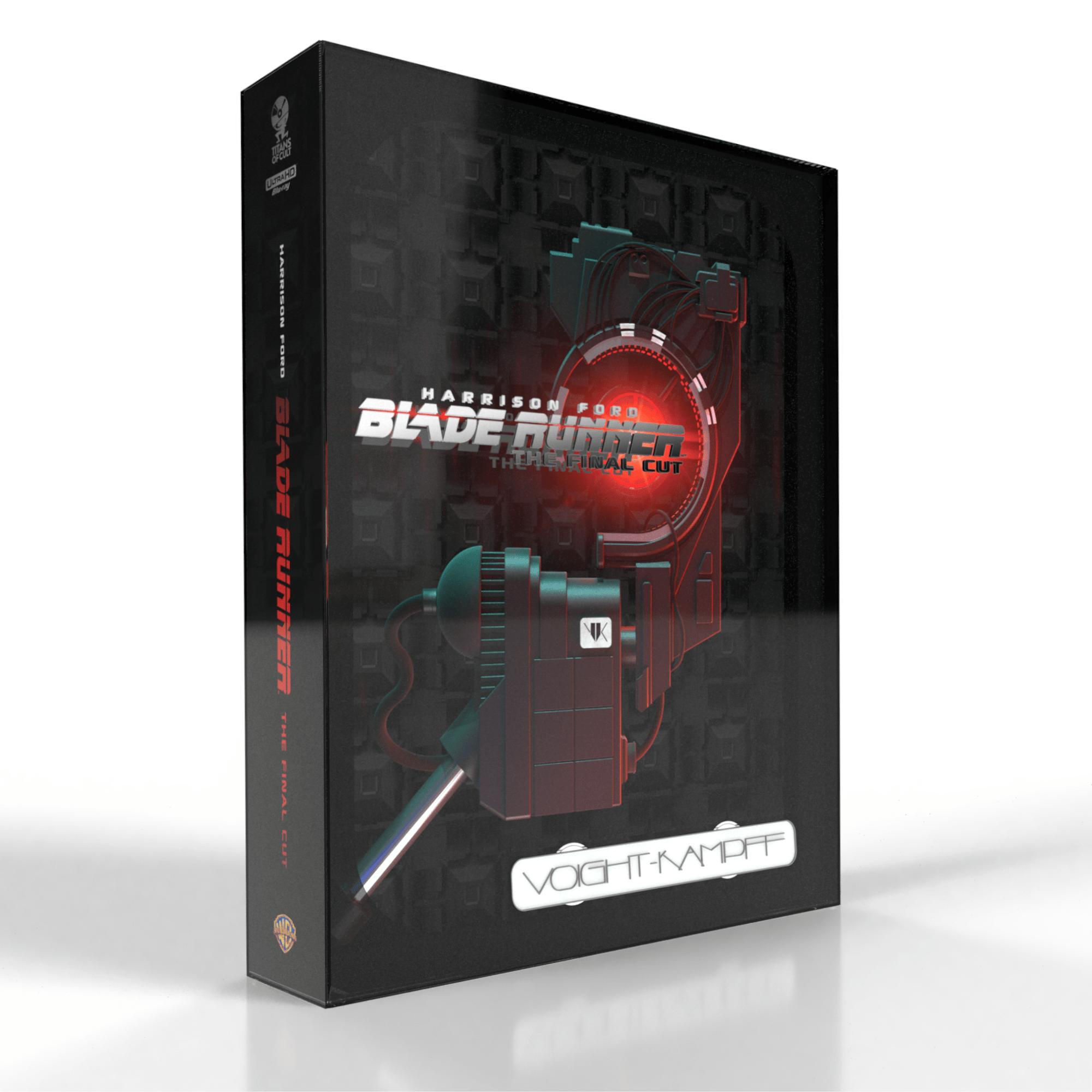 Blade Runner: la steelbook di Titans of Cult