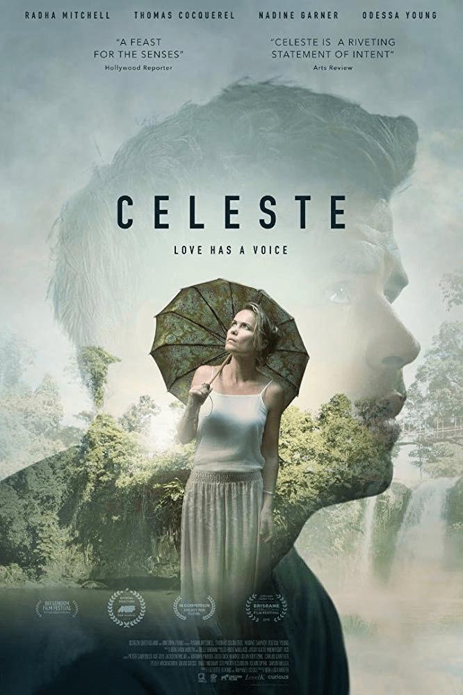 Celeste: Il Poster
