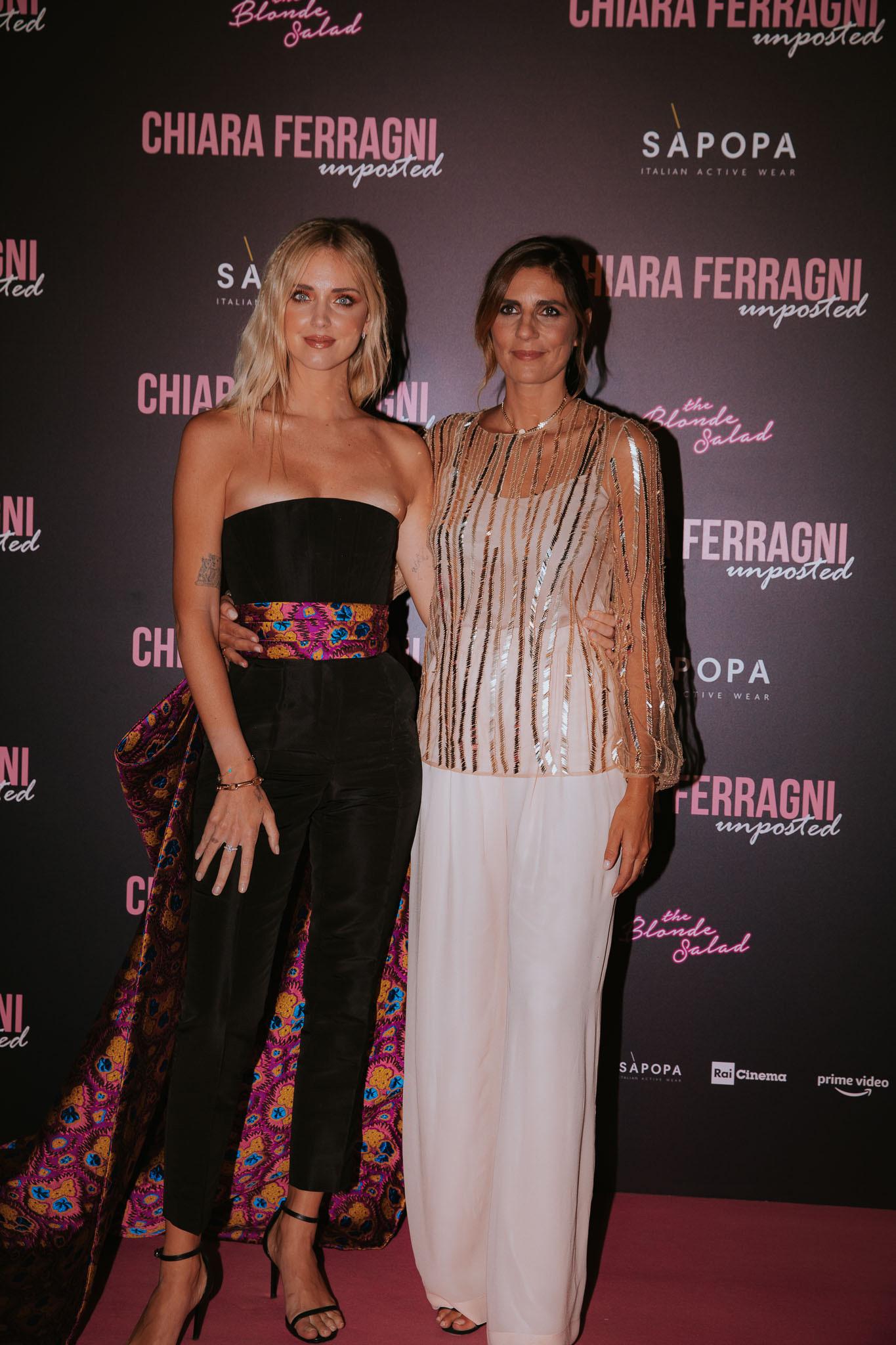Chiara Ferragni e Elisa Amoruso