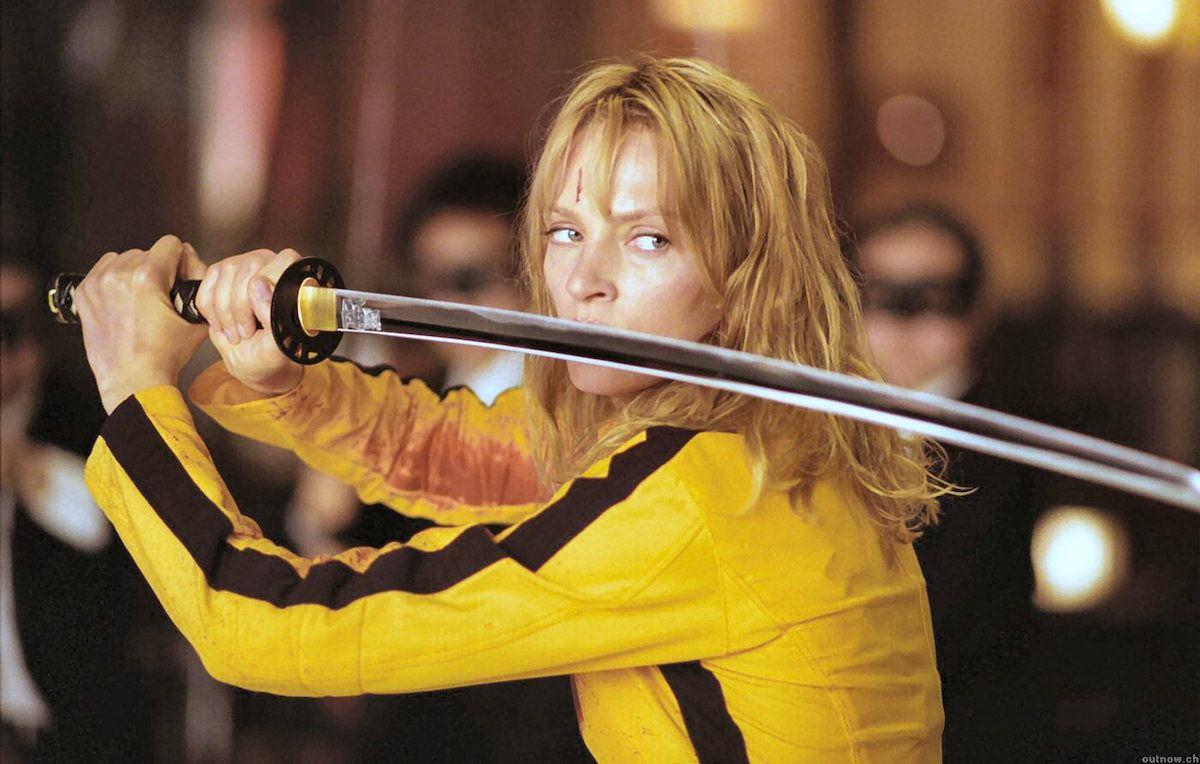 Uma Thurman in Kill Bill Vol.1 (2004)