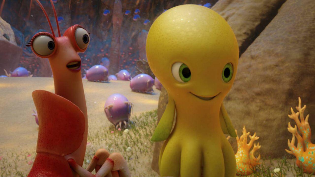 Film in uscita: Deep Un'avventura in fondo al mare