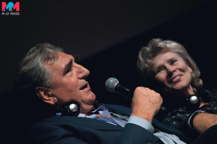 Jim Carter e Imelda Staunton