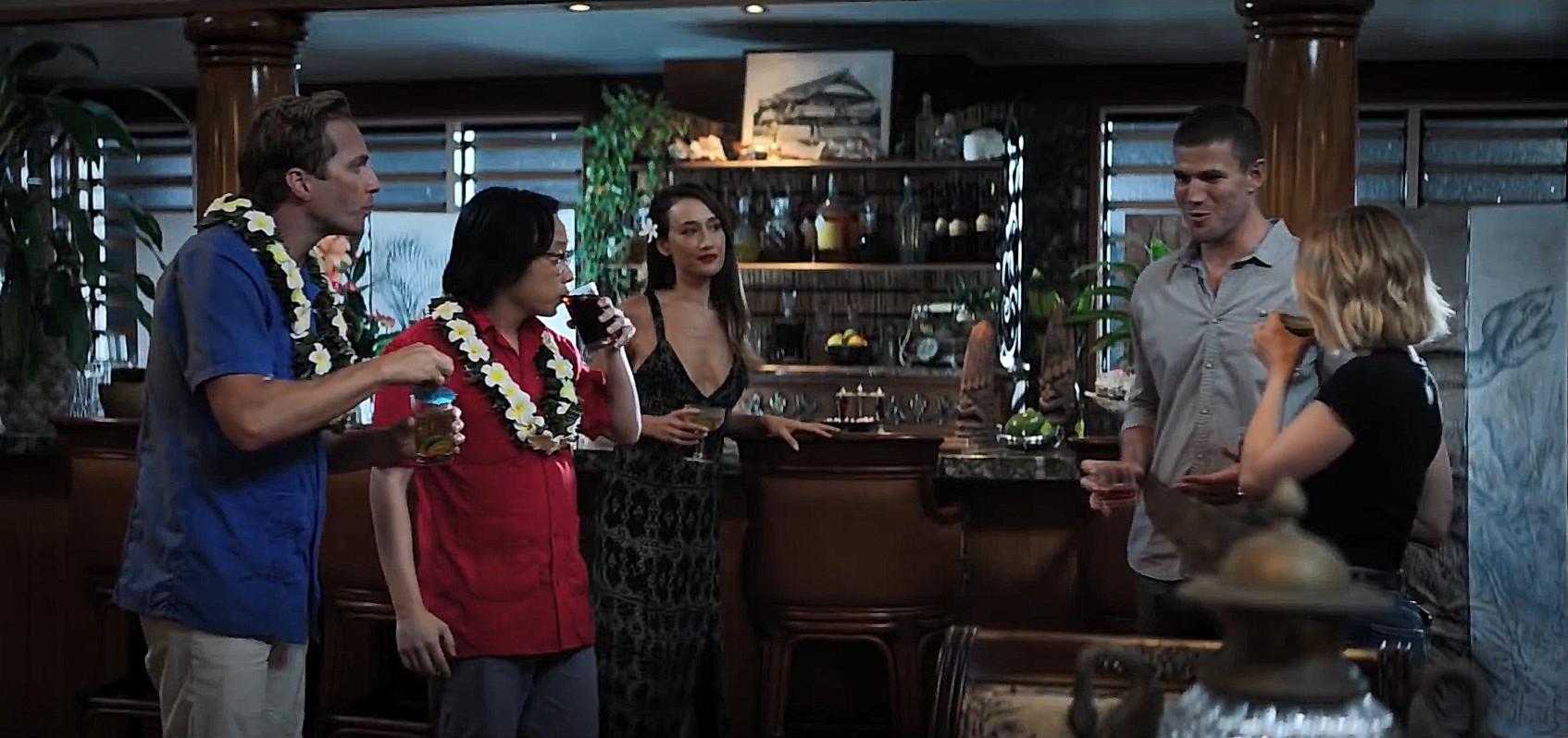 Fantasy Island trailer trama e cast