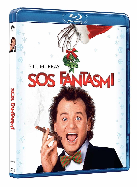 SOS Fantasmi in Blu-ray