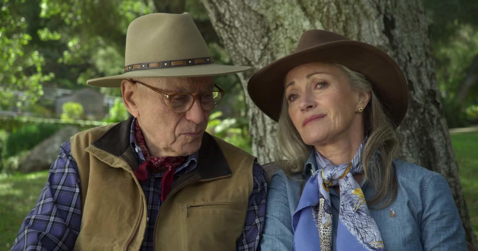 Alan Arkin e Jane Seymour