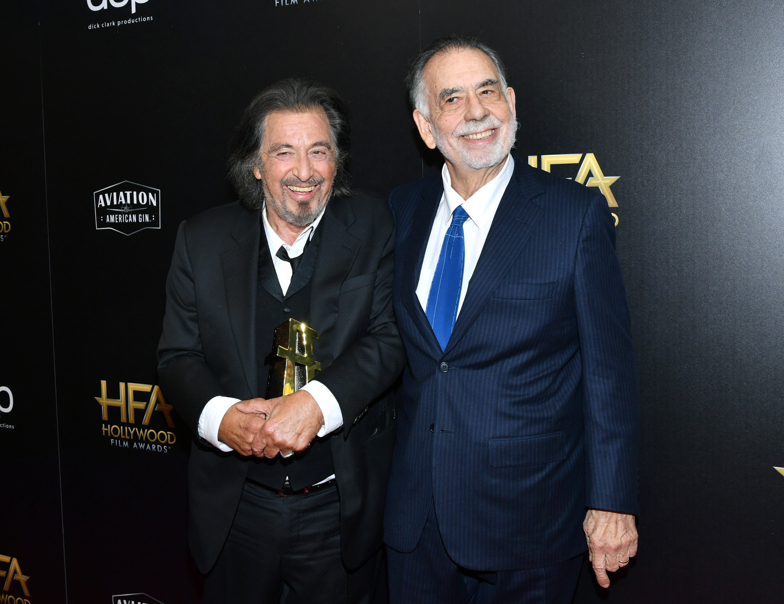 Hollywood Film Awards: Al Pacino Miglior Attore Non Protagonista per The Irishman