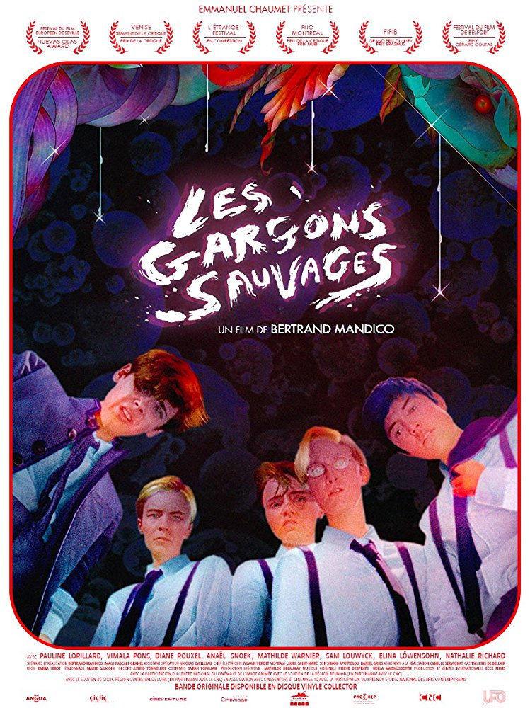 Les Garçons Sauvages di Bertrand Mandico