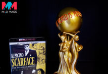 Scarface Limited Edition Blu-ray 4K con Statuetta da Collezione
