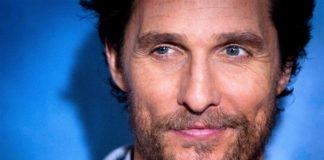Matthew McConaughey vecchio per Due Facce