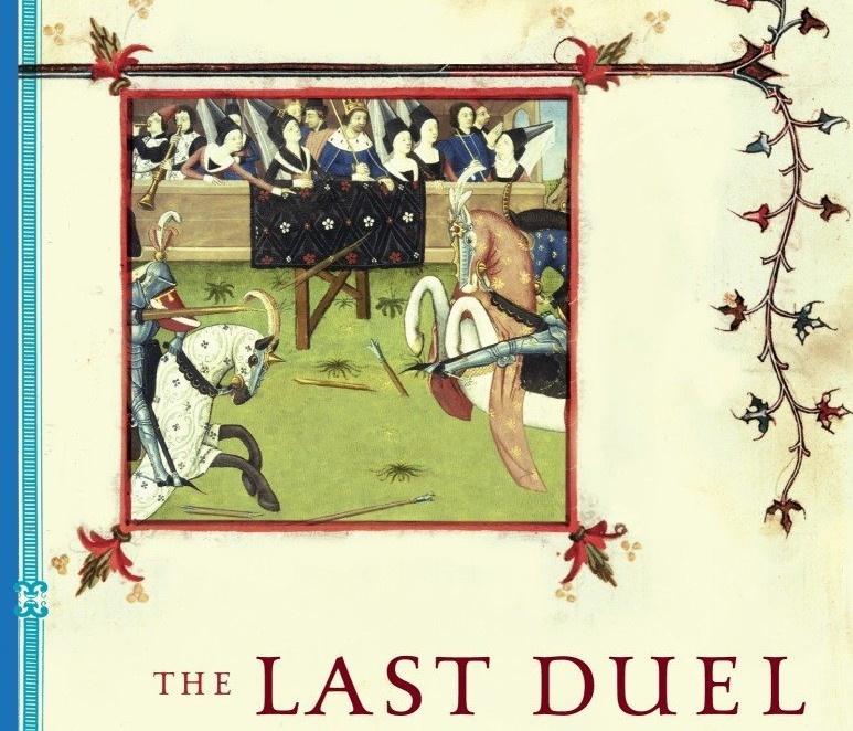 The Last Duel basato sul romanzo di Eric Jager