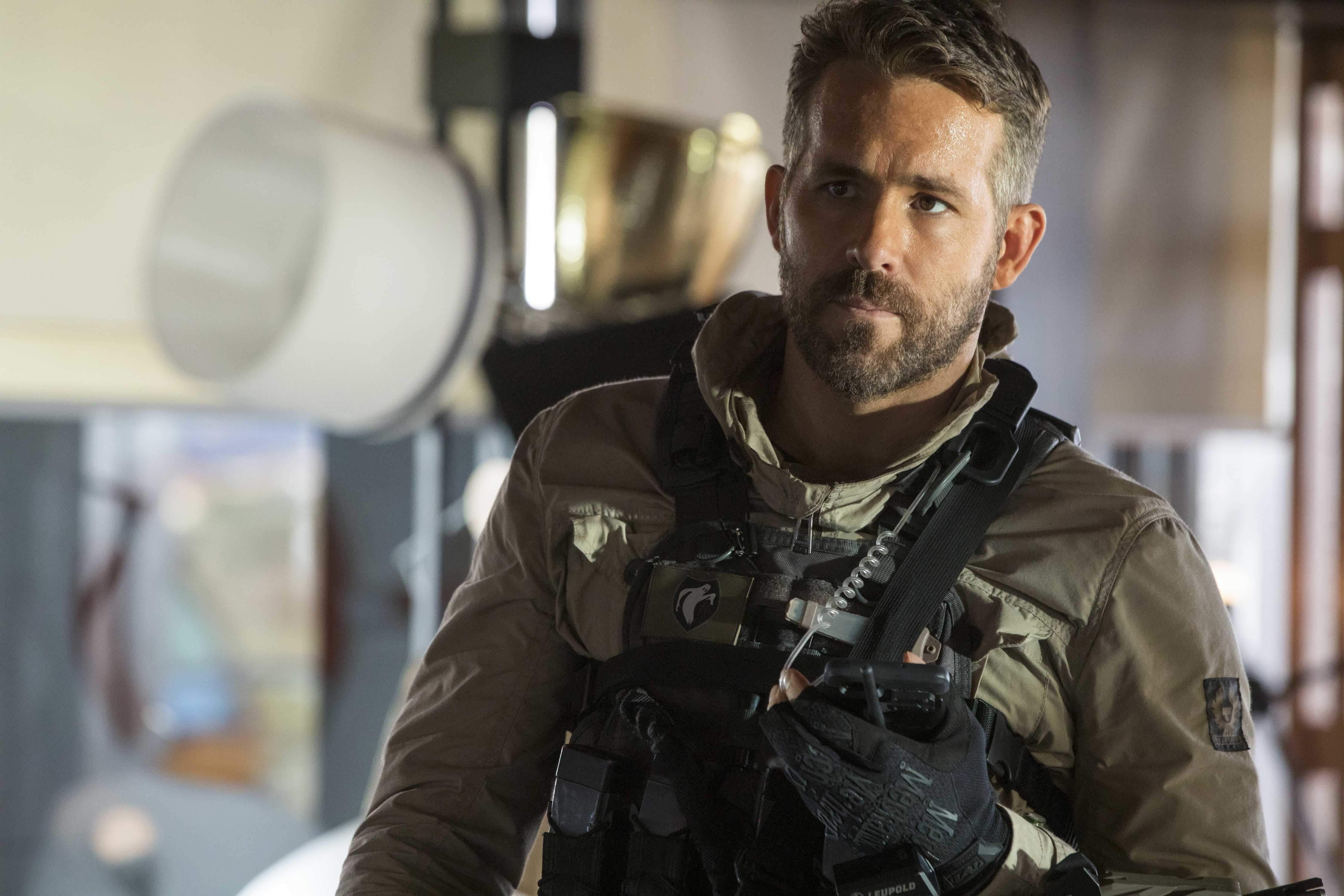 Ryan Reynolds è Uno in 6 Underground