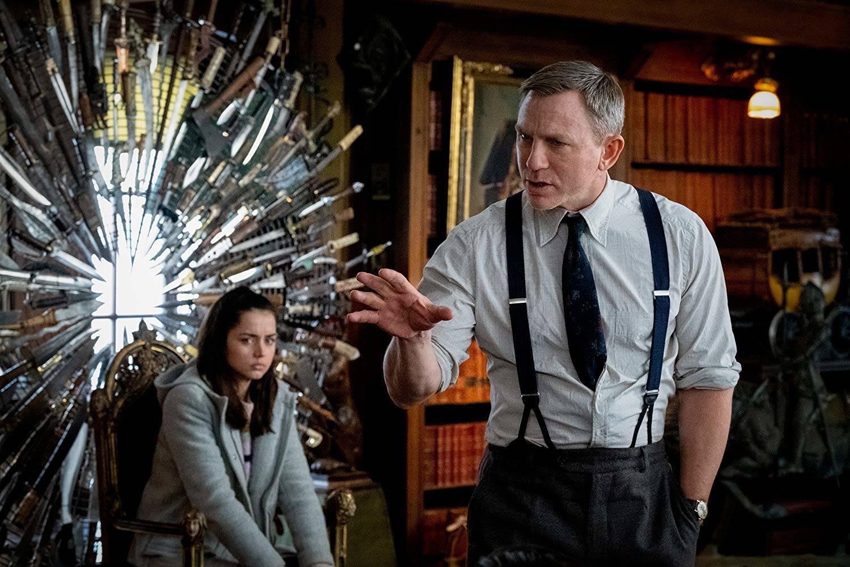 Ana De Armas e Daniel Craig