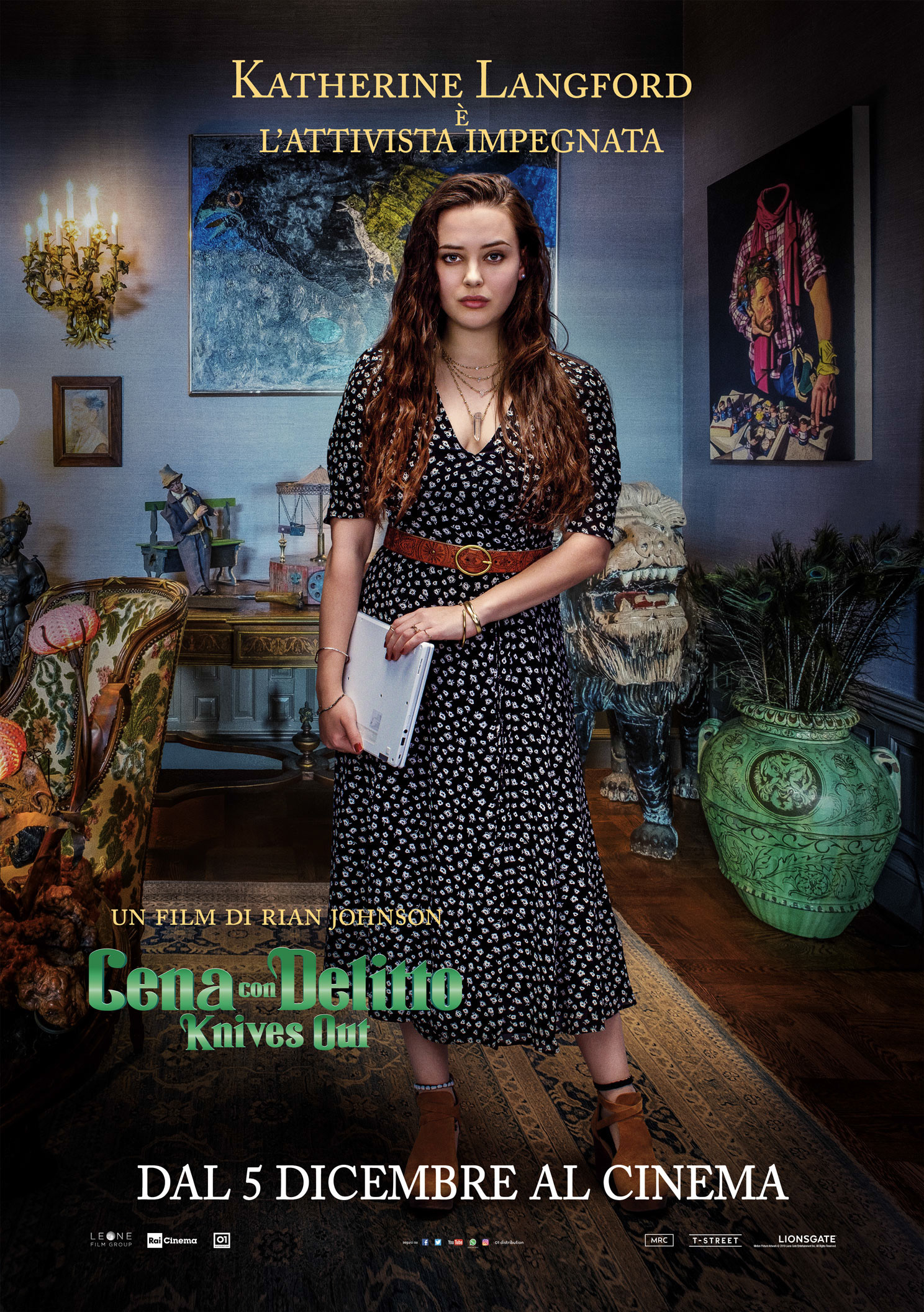 Katherine Langford Poster